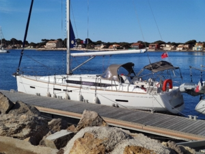 Jeanneau yacht delivery