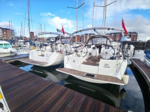 Jeanneau boat delivery